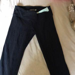 Cropped workout pants